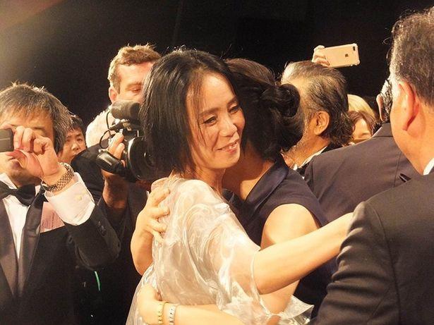 最新作『光』でカンヌ映画祭エキュメニック賞を受賞した河瀬直美監督