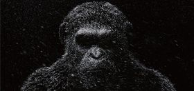 物語のカギを握るのは人間の少女?『猿の惑星』最新作の意味深ポスターに注目