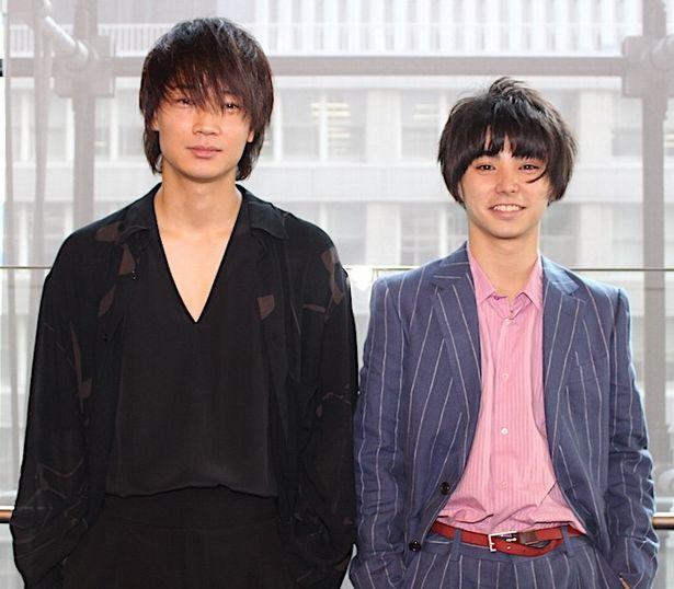 綾野剛と村上虹郎が『武曲 MUKOKU』を語る!