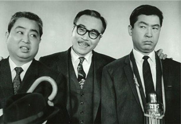 笑いどころ満載の人気作『社長紳士録』(64)も上映