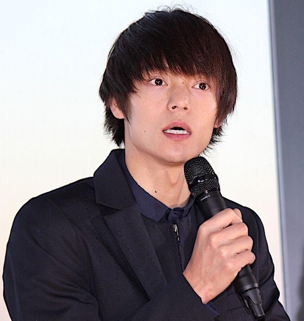 窪田正孝、『東京喰種 トーキョーグール』公開に向けて意気込みたっぷり!