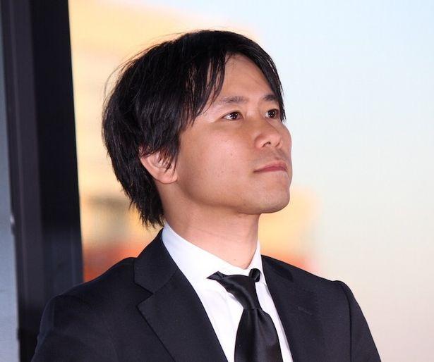 メガホンをとった萩原健太郎監督