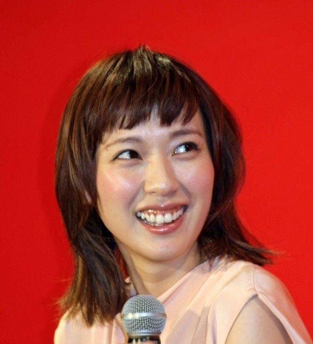 戸田恵梨香がオフィシャルInstagramを更新した