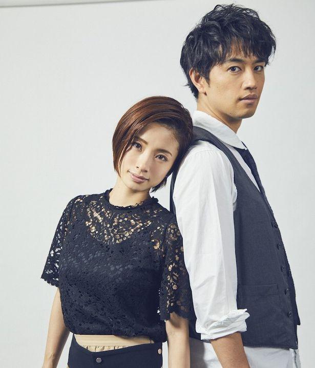 上戸彩&斎藤工、お互いを「同志」と表現!