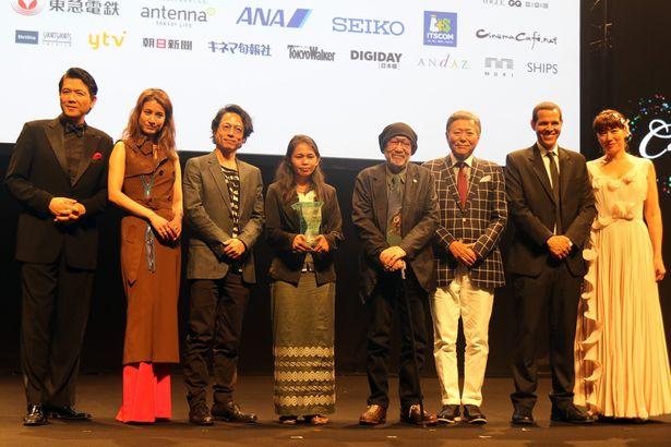 SSFF & ASIA2017のグランプリはミャンマーのミミルイン監督が受賞