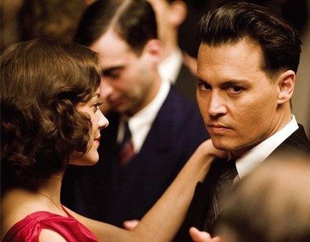 男の美学を体現したジョニーの魅力に思わずクラッ