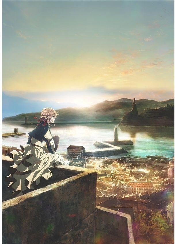 アニメ「ヴァイオレット・エヴァーガーデン」は2018年1月に放送&世界同時配信