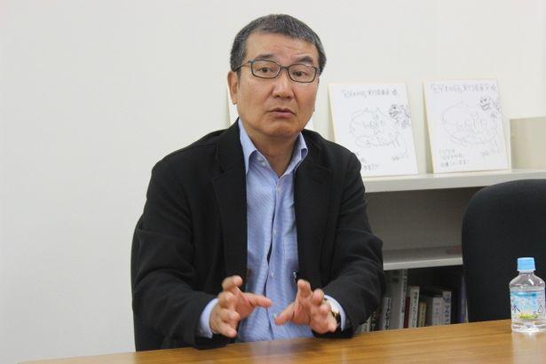 島谷能成会長が「ビデオの日」をアピール