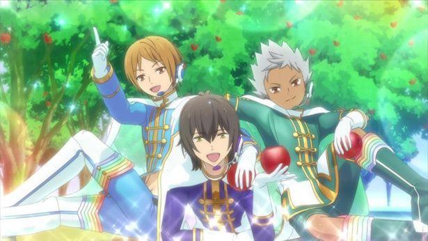 """Over The Rainbow""のヒロ、コウジ、カヅキはシリーズ当初より活躍"