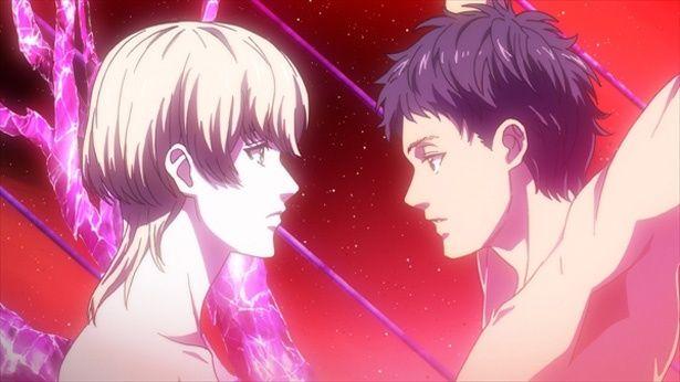 【写真を見る】劇中では、イケメン男子同士のこんな密接シーンも!?