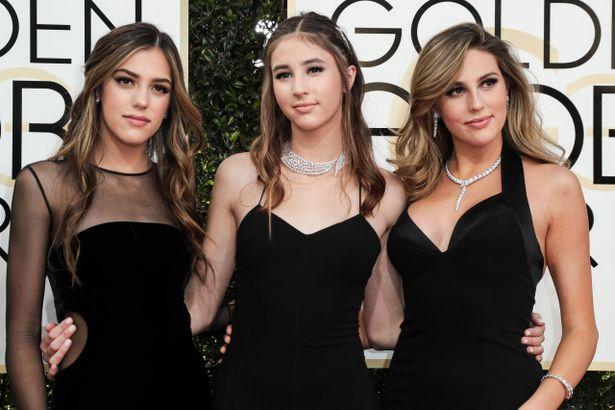 まさに美貌の三姉妹だったが…