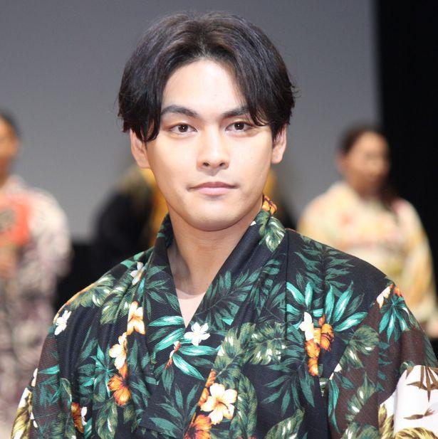 土方十四郎役の柳楽優弥