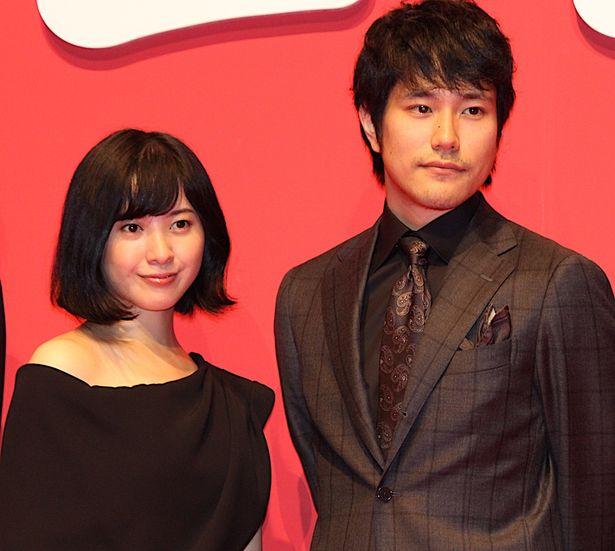 吉高由里子&松山ケンイチ「ずっとスッポンポンだった」