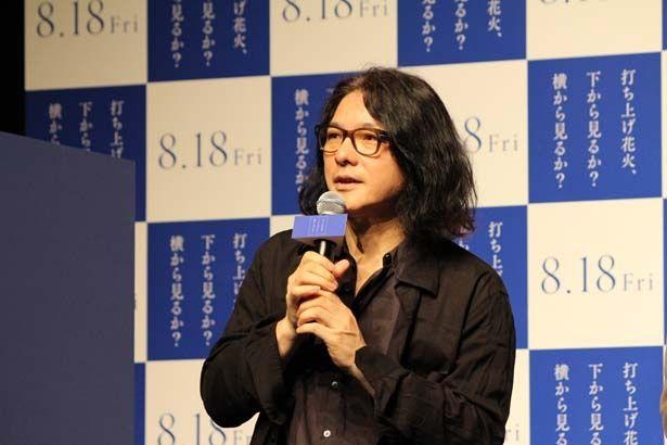 原作者・岩井俊二も広瀬演じるなずなに夢中