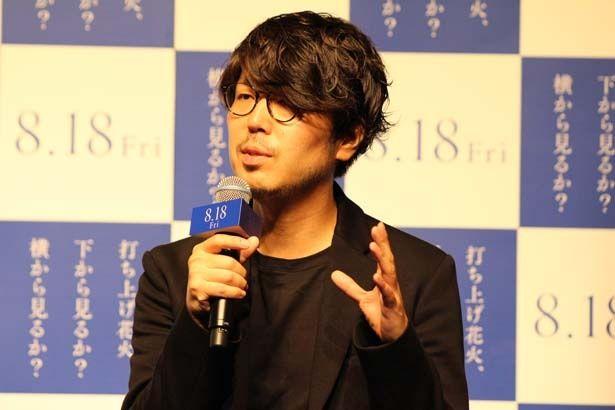 昨年は『君の名は。』(16)をプロデュースした川村元気