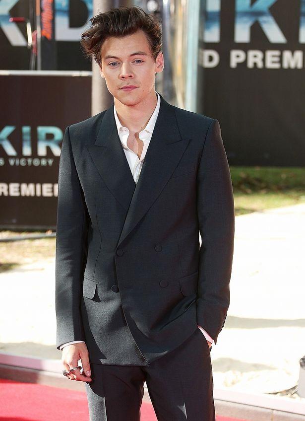 ハリー・スタイルズが俳優としてレッドカーペットに登場!