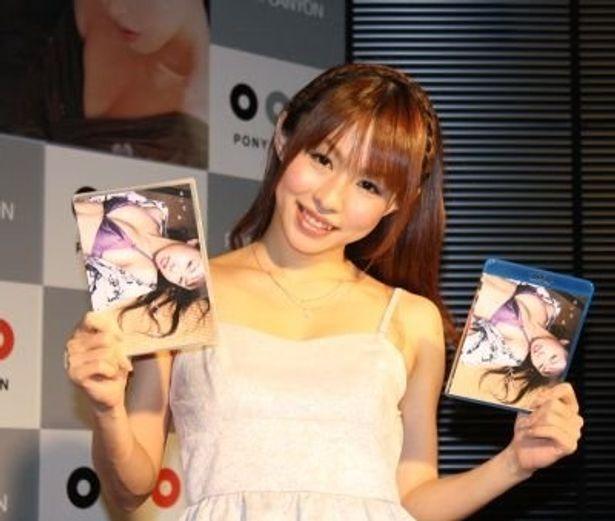 AKB48大堀恵さんが出演するパーソナルDVD『あぶなゑ』