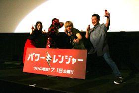 坂本浩一も「最高!」と大興奮!人気アニソン歌手・遠藤正明が『パワーレンジャー』のアノ歌を生熱唱