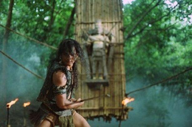 ジャングルの中でも戦いは続く