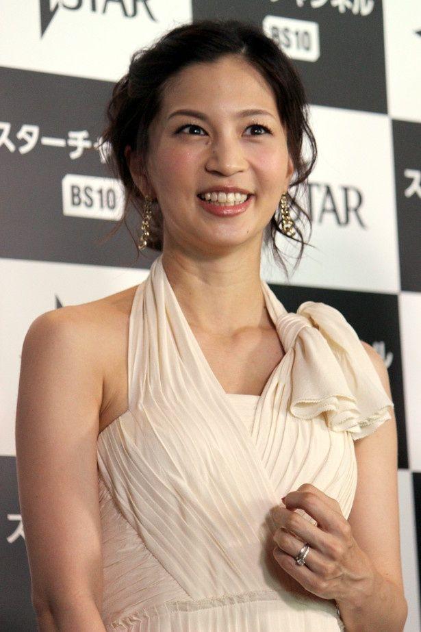 安田美沙子、出産後初のイベントに登壇