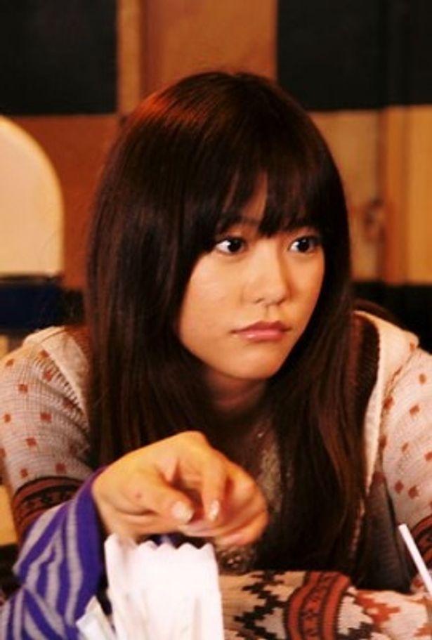 映画にドラマに大活躍の桐谷美玲。2010年にはブレイク確実!