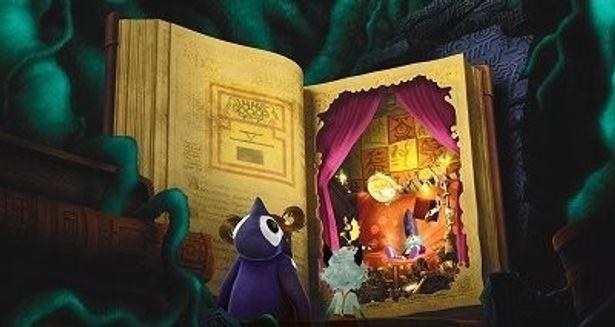 まるで絵本のように愛らしく、温もりのあるファンタジー映画『よなよなペンギン』