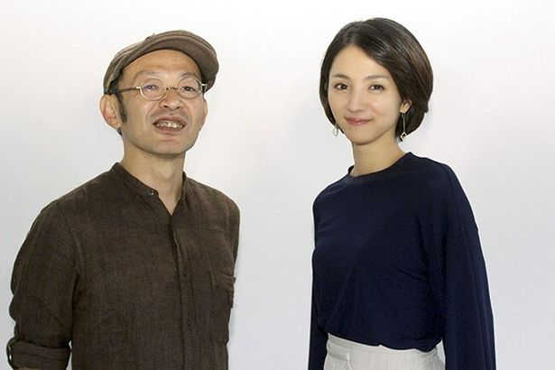 『海辺の生と死』の満島ひかりと越川道夫監督