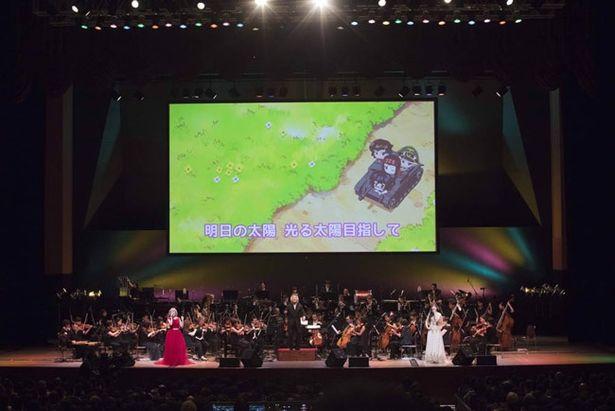 【写真を見る】「Enter Enter MISSION !」を大合唱するシーンも