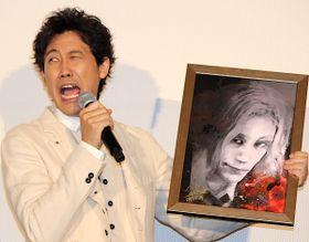 大泉洋「お葬式、真戸呉緒で行く!」『東京喰種』原作者からイラストもらい大感激