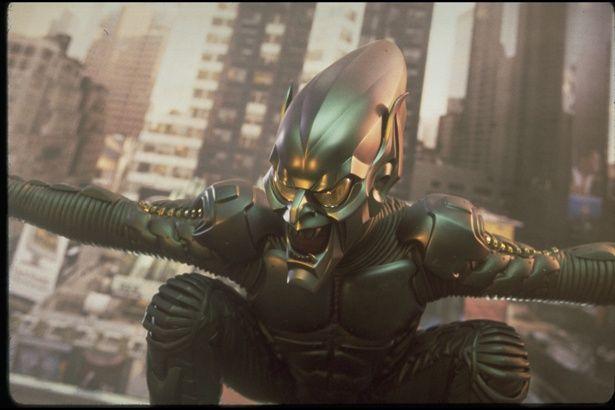 シリーズ第1号のヴィランは『スパイダーマン』に登場するグリーン・ゴブリン