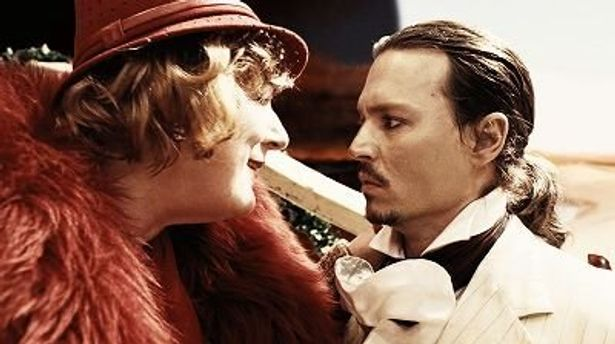 ジョニー・デップとヒース・レジャーの友情で完成した『Dr.パルナサスの鏡』