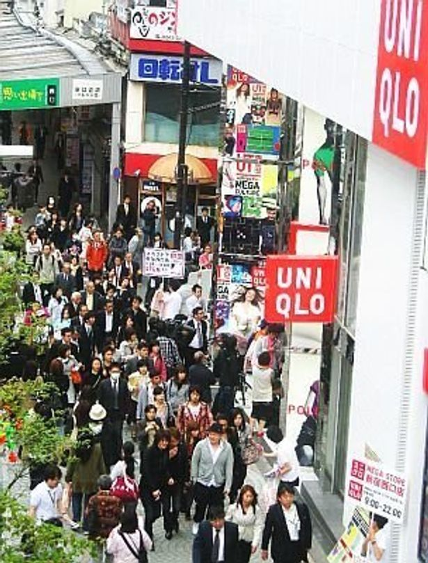 春には「H&M」が大阪の心斎橋に関西初出店するが、同じ心斎橋に「ユニクロ」の国内最大規模の旗艦店が秋に誕生予定。2010年は、大阪でファストファッション戦争がぼっ発しそうだ