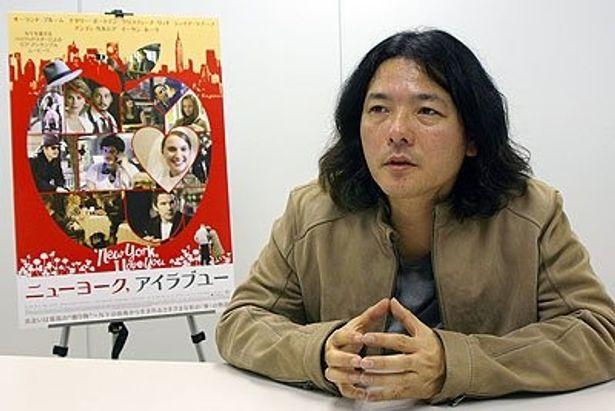 3年ぶりの監督作。参加のきっかけは「タイミングが良かったから」と岩井俊二監督