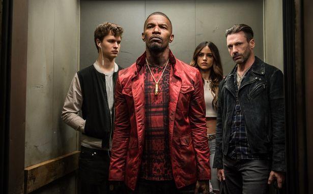 ベイビーの運命を揺さぶる強盗犯役にジェイミー・フォックス