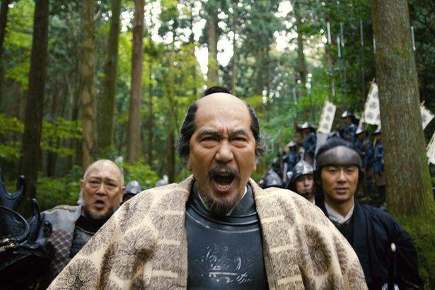 『関ケ原』で役所広司が徳川家康を演じる