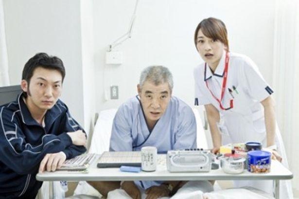 映画「ゴールデンスランバー」ビハインドストーリーの舞台は病院