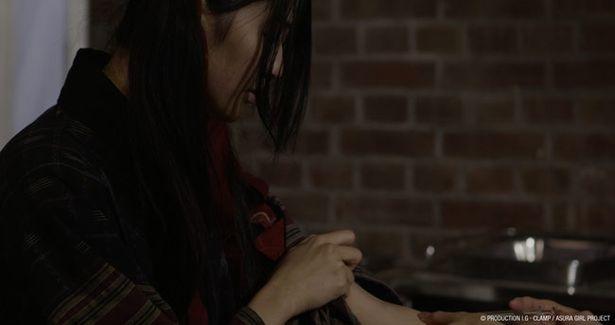『阿修羅少女(アシュラガール) BLOOD-C異聞』は8月26日(土)公開