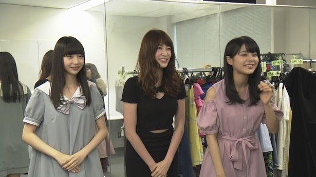 8月30日(水)放送の「探検バクモン」に、NGT48・荻野由佳ら5人のAKB48グループメンバーが出演する