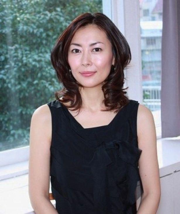 中山美穂12年ぶりの主演映画は、切ない愛を描く『サヨナライツカ』