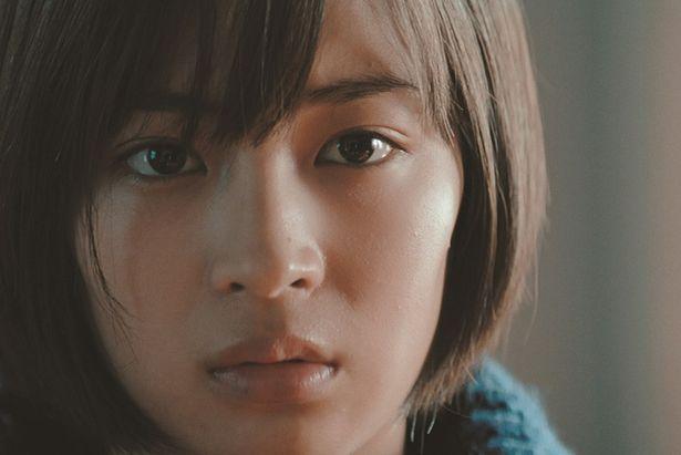 咲江(広瀬)のまっすぐな瞳が、強い印象を残す