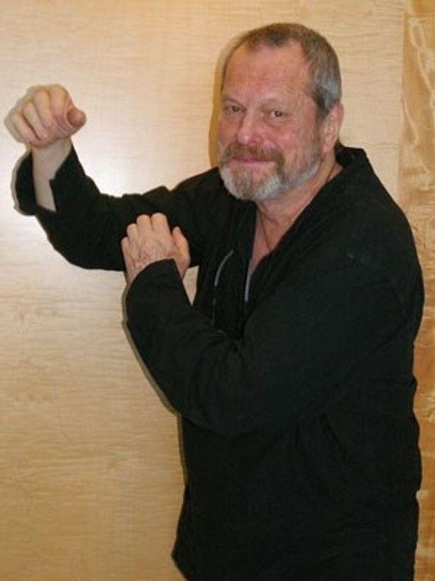 ケンカ上等!のテリー・ギリアム監督。自分を信じる、プロデューサー泣かせの天才肌