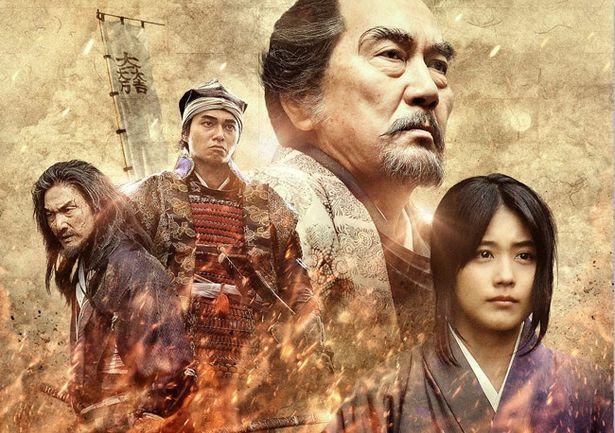 2週連続1位となった『関ヶ原』