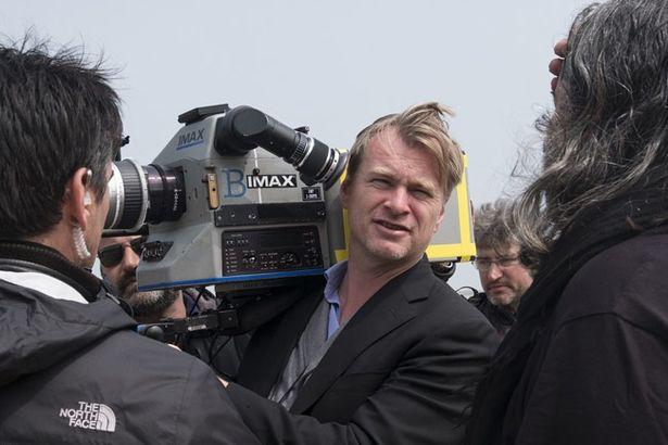 """「ダンケルクの""""超絶体験""""を味わってほしい」と語るクリストファー・ノーラン監督"""