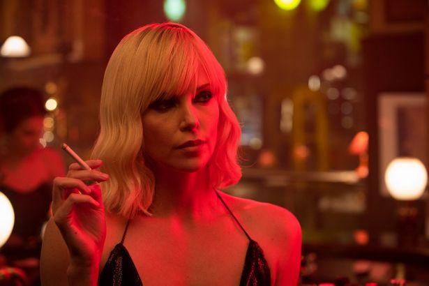シャーリーズ・セロン演じる最強の女スパイがここに誕生!