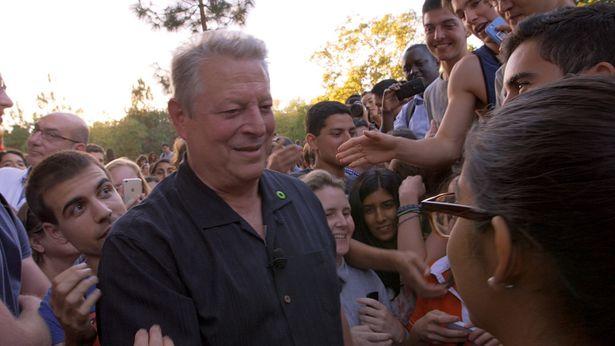 環境への警鐘を鳴らすため、アル・ゴアの来日が決定!