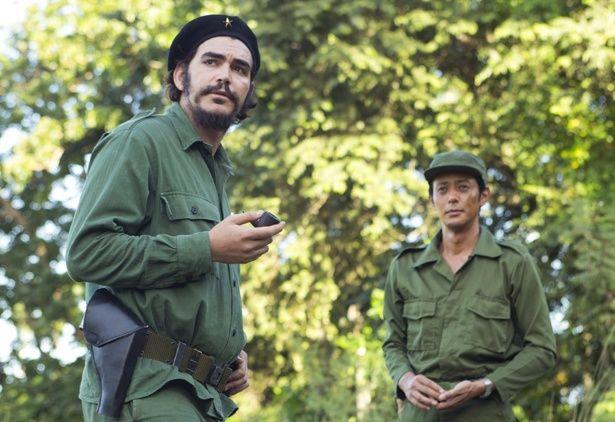 伝説の革命家チェ・ゲバラと、彼と行動を共にしたフレディ前村