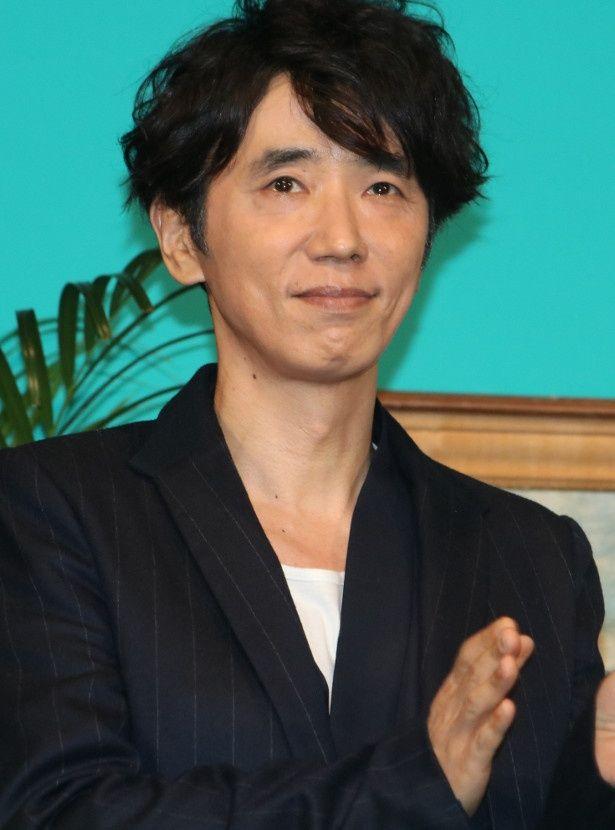 『泥棒役者』で丸山隆平と共演したユースケ・サンタマリア