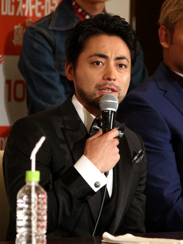 【写真を見る】山田孝之はバットマン役で「鷹の爪」に参戦。渋めの声が妙にハマる!