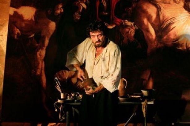 孤高の画家・カラヴァッジョの生涯を描いた話題作がいよいよ公開!