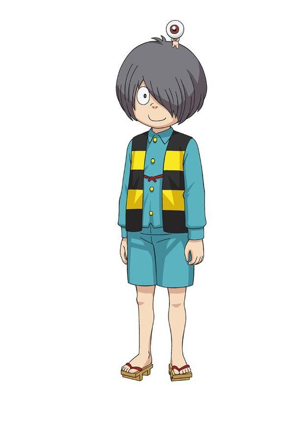 鬼太郎や目玉おやじだけでなく、おなじみのキャラクターも登場する